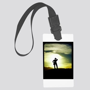 mel Large Luggage Tag